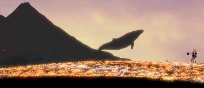 Ver ballenas volando es lo menos raro de The Missing, lo nuevo de SWERY que sale mañana