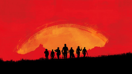 Red Dead Redemption 2 2017 Game Hd 1