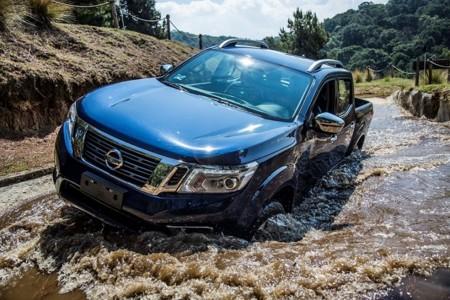 Nissan NP300 Frontier Diésel 4x4 prueba México