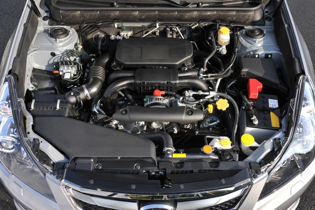 Foto de Subaru Legacy (56/87)