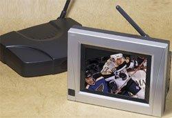 Un monitor para llevarte la televisión sin cables por toda la casa