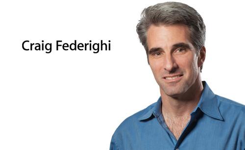 El nuevo alma de las keynote: perfil de Craig Federighi, SVP de Ingeniería de Software en Apple