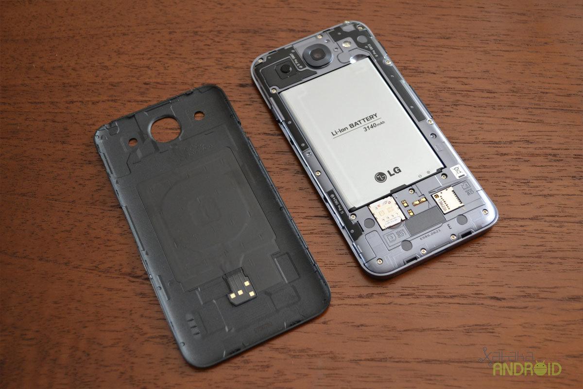 Foto de LG Optimus G Pro, galería de imágenes (12/16)