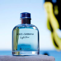 Swimming in Lipari, la nueva edición limitada de la fragancia Dolce&Gabbana Light Blue