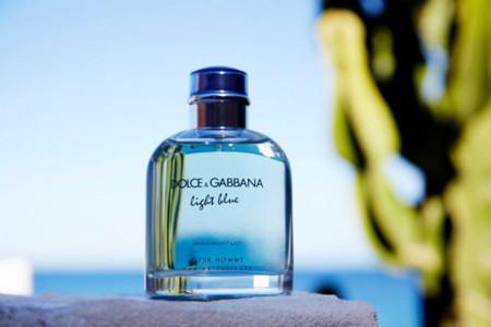 Swimming in Lipari, la nueva edición limitada de la fragancia Dolce&Gabbana Light Blue