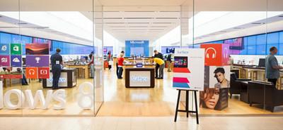 Microsoft consideró la apertura de una tienda online para entrar a competir con Amazon
