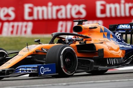 Carlos Sainz Mclaren China Formula1 2019