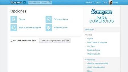Foursquare envía mensajes a clientes cercanos-1