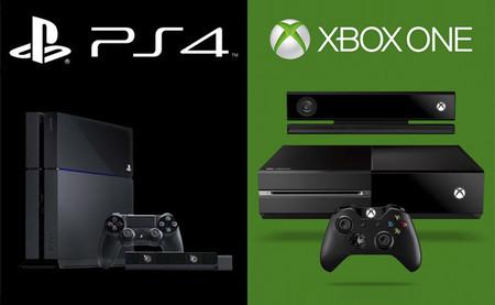 Imagen de la semana: PS4 y Xbox One ya están aquí