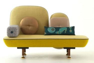 Nipa Doshi y Jonathan Levien, un sillón diferente
