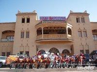 Marruecos 2011; Primera Etapa Midelt Erfoud, la rambla de piedras