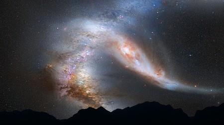 El 0,3 % de los elementos más codiciados de la Tierra fueron fruto de la colisión de dos estrellas de neutrones