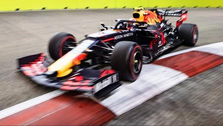 Albon Singapur F1 2019