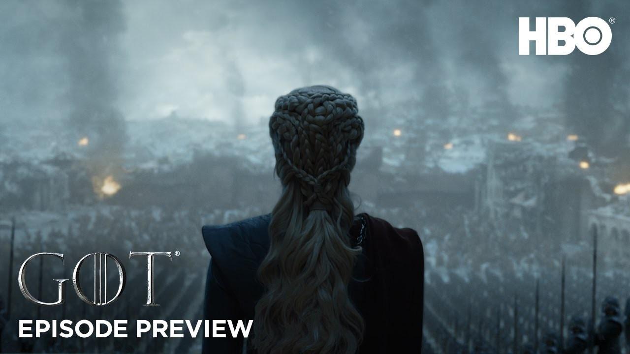 El tráiler de 'Juego de Tronos' 8x06 adelanta un final imprevisible para la  serie de HBO
