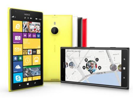 Ya están aquí los nuevos Nokia Lumia