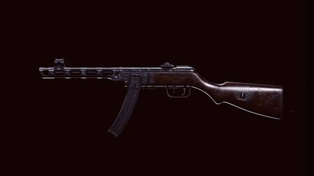 Ppsh 41 Warzone