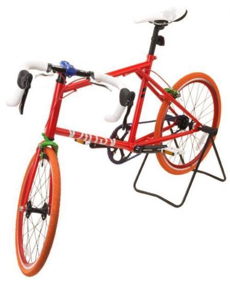 Bicicletas de Evangelion inspiradas en el EVA-00 y el EVA-02