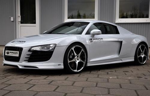 Foto de Audi R8 Prior Design (1/6)