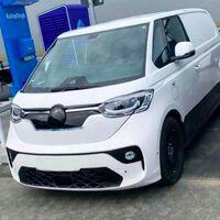 Cazada la Volkswagen ID. Buzz de producción en plena calle un año antes de su presentación oficial