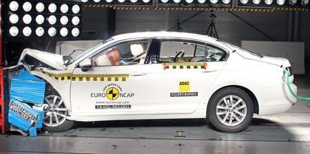 Vw Passat Euroncap
