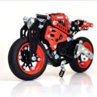 ¿Quieres tu propia Ducati Monster 1200 S? Meccano te lo pone más fácil