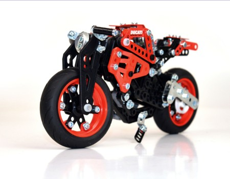Ducati Monster 1200 S Meccano