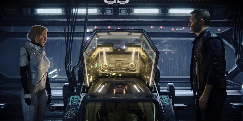 Foto de 'Love, Death & Robots': imágenes de la antología de animación de Netflix (12/15)