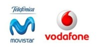 Vodafone 200 millones de clientes y Telefónica también