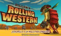 'Dillon's Rolling Western' ya disponible en la eShop