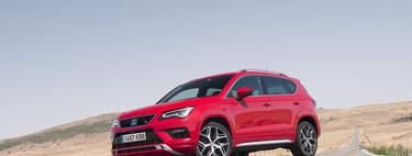 SEAT Ateca FR, a prueba: el SUV más deportivo de SEAT no tiene miedo a las carreteras de montaña