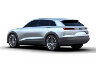 El Audi C-BEV concept nos ayudará a imaginar el futuro Audi Q6, y estará en Frankfurt