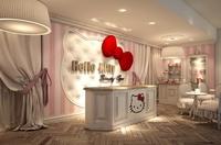 El Spa de Hello Kitty