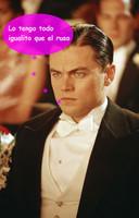 Leonardo DiCaprio tiene atributos suficientes para ser el nuevo Rasputín... ¡y más!