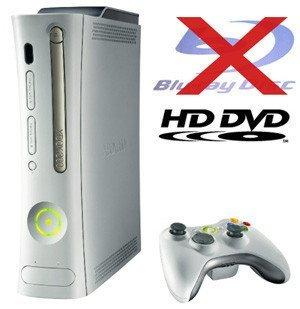 Microsoft dice que nada de Blu-Ray en la XBox 360