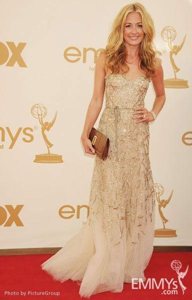 Cat Deeley Emmy 2011