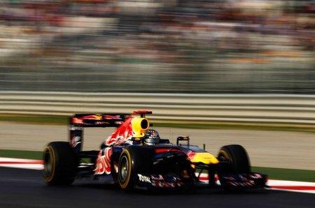 GP de India F1 2011: Sebastian Vettel estrena el circuito con una pole
