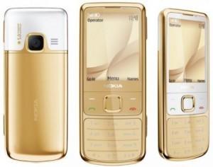 Nokia 6700 Classic Gold Edition, lujo a medias