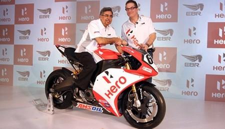 Hero MotoCorp compra el 49,2% de Erik Buell Racing