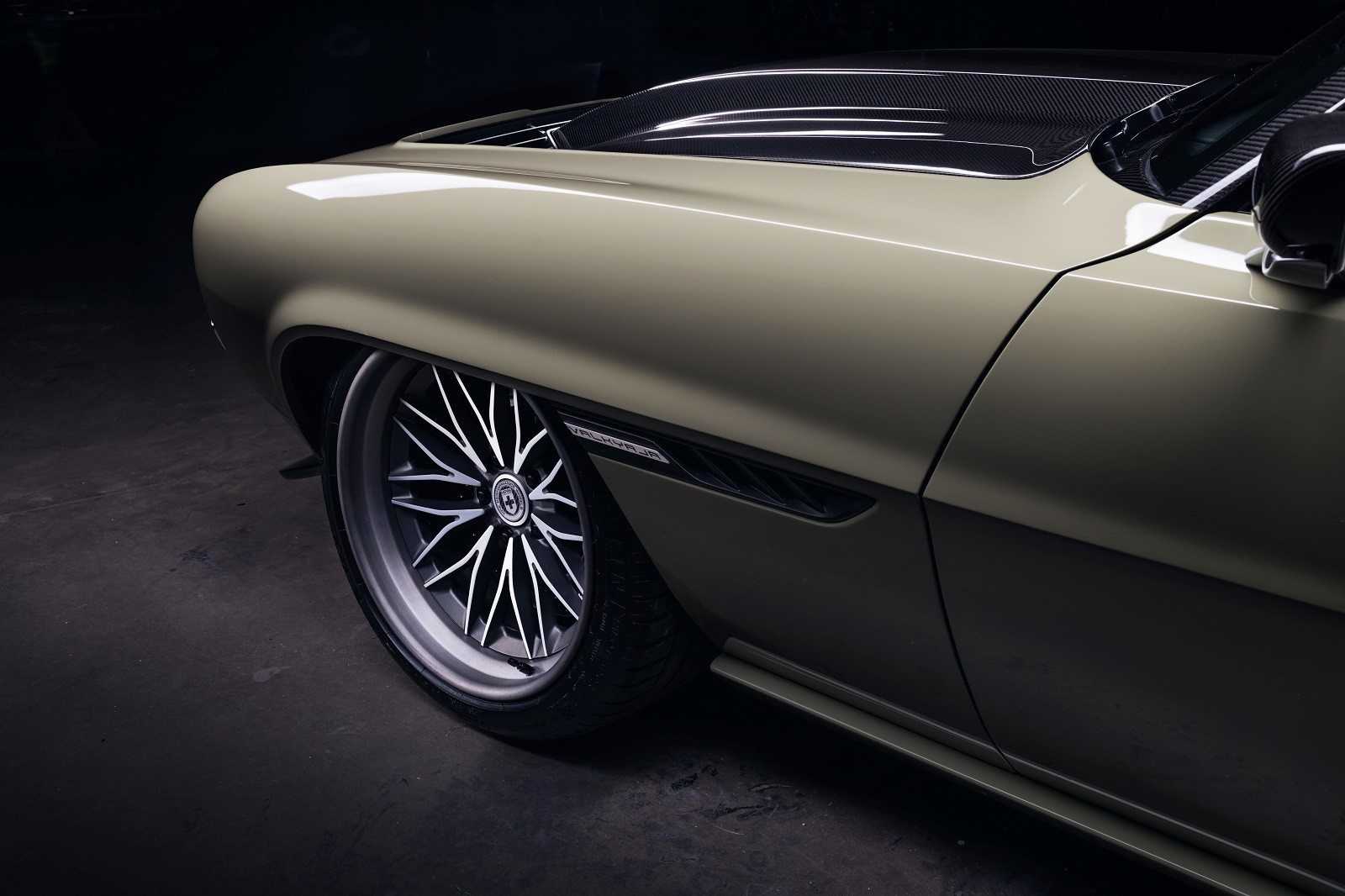 "Foto de Chevrolet Camaro ""Valkyrja""por Ringbrothers (24/27)"