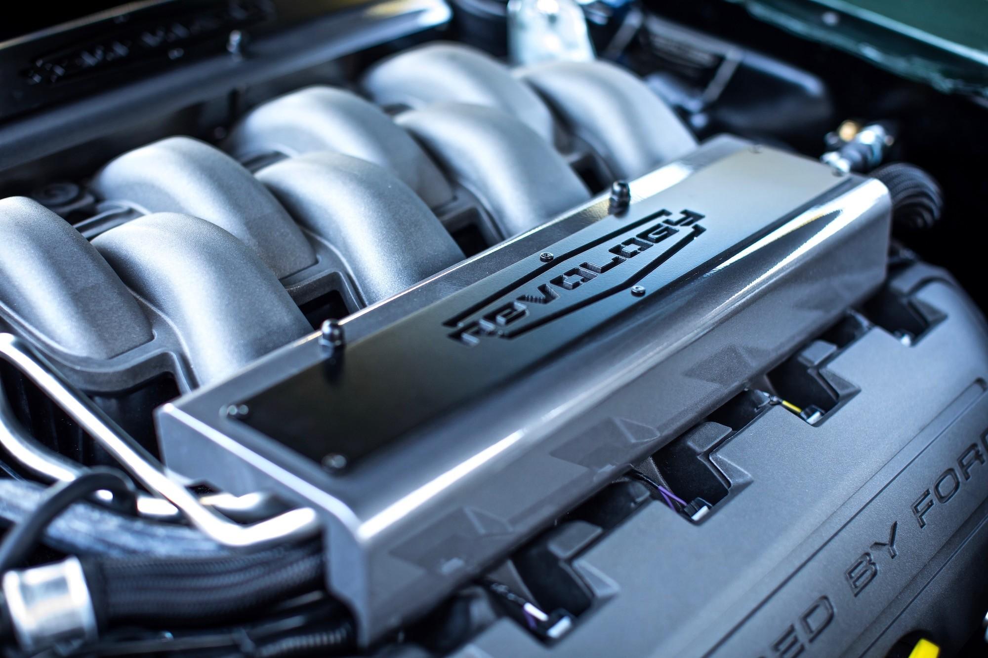 Foto de Ford Mustang 68 por Revology (5/9)