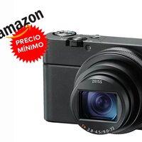 La compacta avanzada Sony DSC-RX100 MkVI, ahora en Amazon más barata que nunca, por 776,64 euros y casi 140 de rebaja