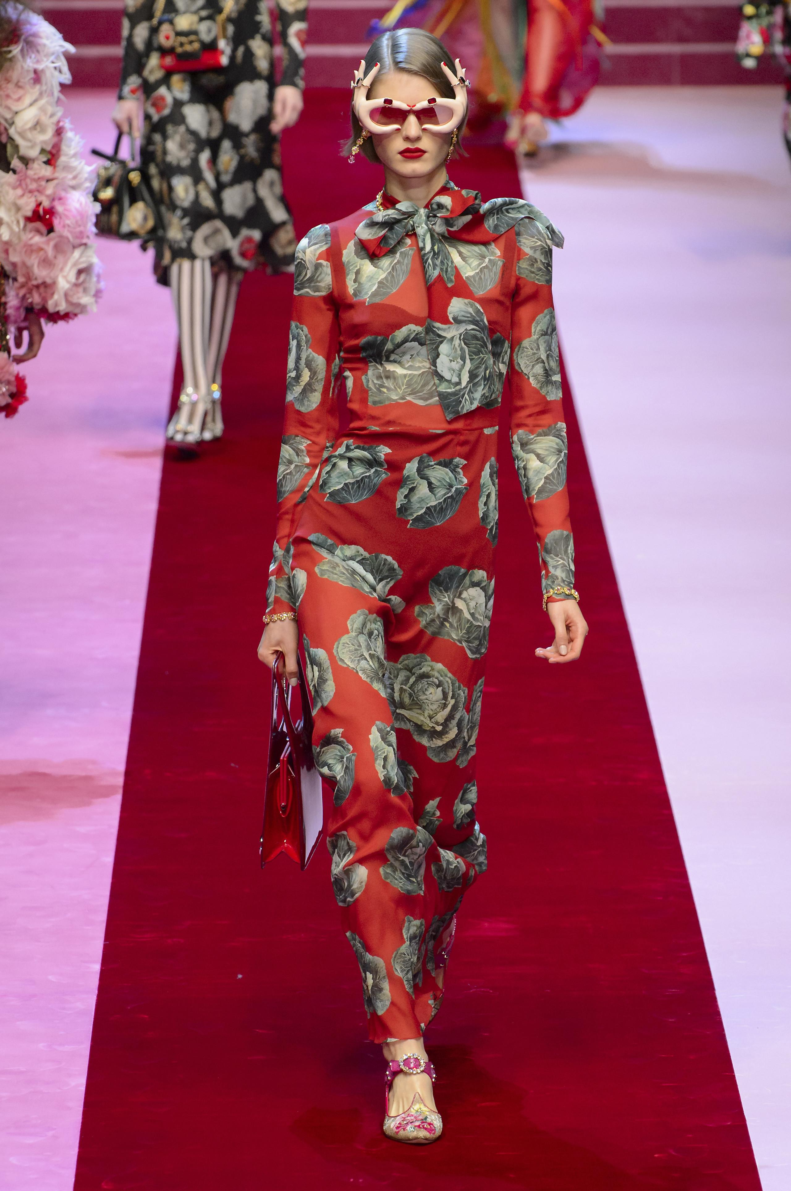 Foto de Dolce&Gabbana Primavera/Verano 2018 (71/106)