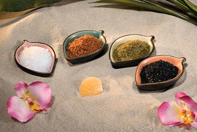 Palm Island Gourmet, sal goumet