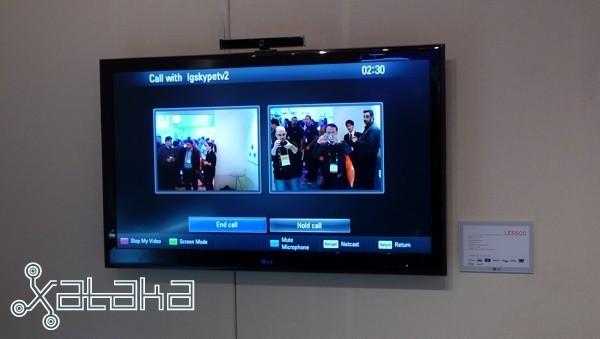 Foto de CES 2010, aplicaciones en la televisión (7/8)