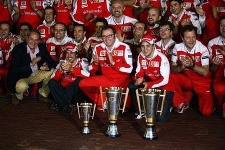 Felipe Massa no será el piloto número 2 en 2011