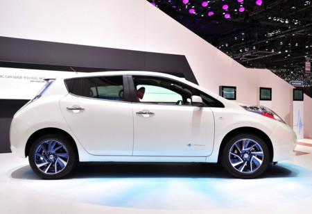 Nissan LEAF Acenta Limited, nueva edición especial del auto eléctrico más vendido en el mundo