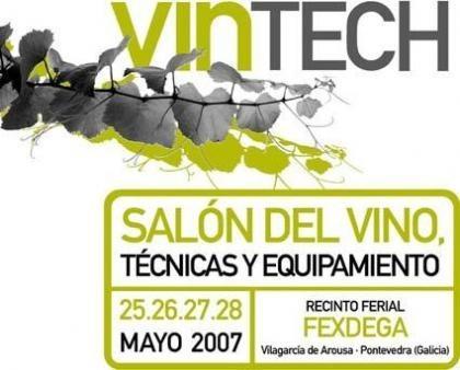 Vintech, el Salón del Vino, Técnicas y Equipamiento