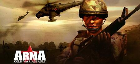 Si buscas un FPS realista y gratis, descarga ARMA: Cold War Assault antes de que termine su promoción en GOG