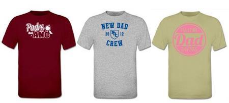Divertidas camisetas para regalar en el Día del Padre