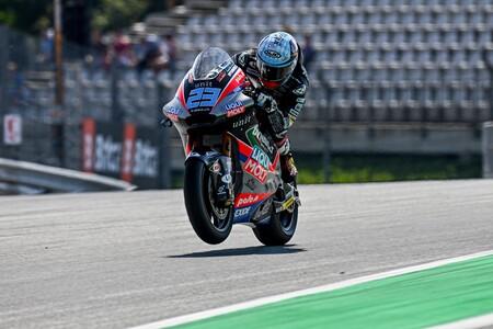 Schrotter Austria Moto2 2021